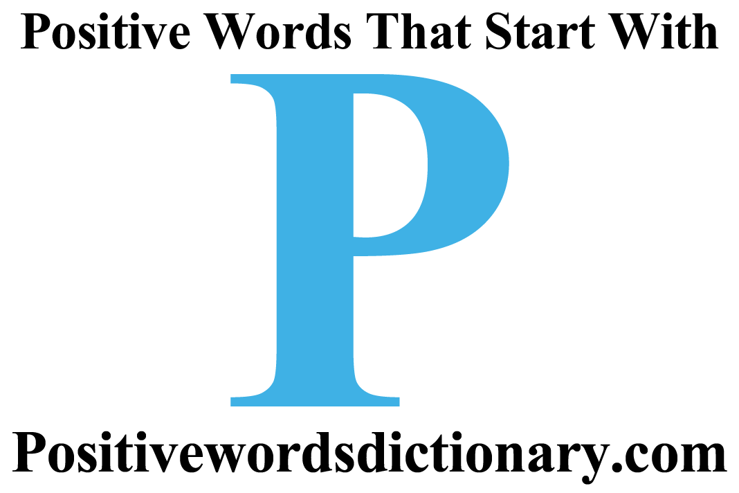 Verbs Beginning With Letter P