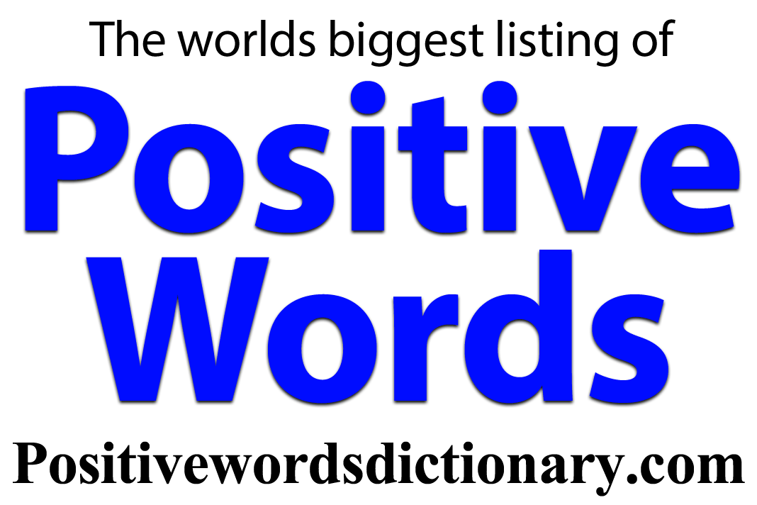 Positive Words Good Words Positive Words List